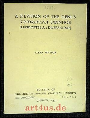 A Revision of the Genus Tridrepana Swinhoe: Watson, Allan: