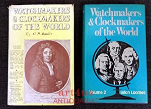 Watchmakers & Clockmakers of the World : 2 Bände.