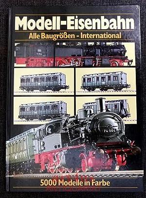 Internationaler Modell-Eisenbahn-Katalog : Z, N, TT, HO,: Stein, Bernhard: