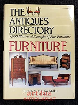 The Antiques Directory Furniture : 7.000 Illustrated Examples of Fine Furniture.