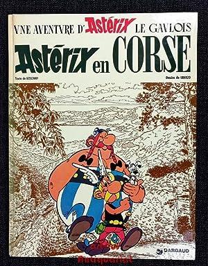 Astérix en Corse.: Goscinny, René und