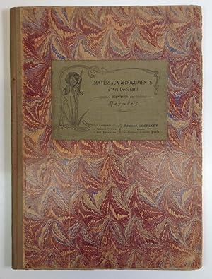 Matériaux & Documents d'Art Décoratif. Oeuvres de: Armand Guérinet