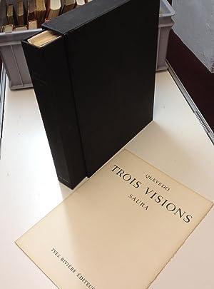 Trois Visions: SAURA Antonio /