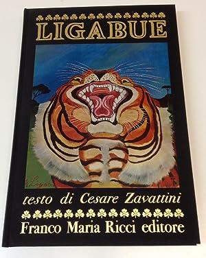 Ligabue, testo di Cesare Zavattini, Saggio di: Cesare Zavattini, Mario