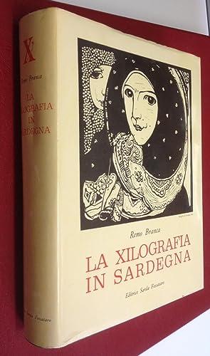 La Xilografia in Sardegna: Remo Branca