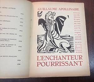 L'Enchanteur Pourrissant: Guillaume APOLLINAIRE