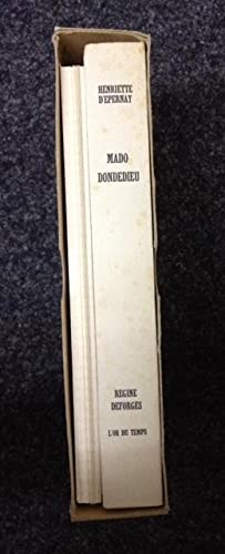 Mado Dondedieu: Henriette d'Epernay