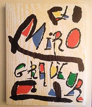 Miró Graveur. Tome I. 1928-1960: Jacques Dupin
