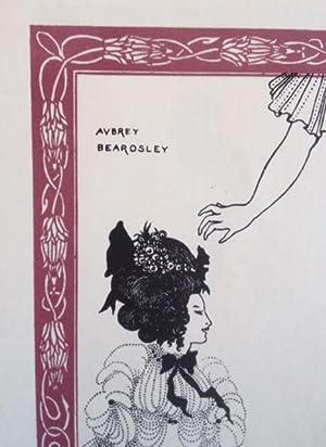 Erotiques de Beardsley. Rassemblées par André Rossel. Avec le concours de Jean Vidal....