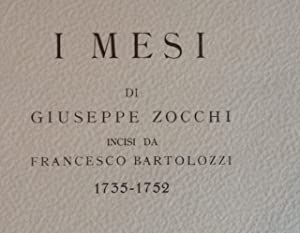 I Mesi di Giuseppe ZOCCHI incisi da: Giuseppe ZOCCHI