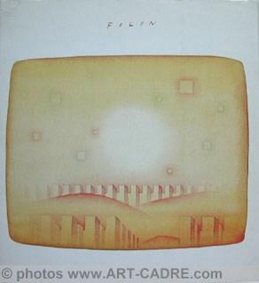 FOLON Jean-Michel – expo Genève 1975-1976: FOLON Jean-Michel -