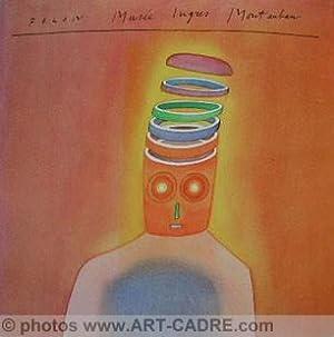 FOLON Jean-Michel - Musée Ingres, expo 1982: FOLON Jean-Michel -