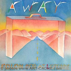 FOLON Jean-Michel - AWAY - Recent Works: FOLON Jean-Michel