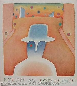 FOLON Jean-Michel - Images pour des Mots: FOLON Jean-Michel -