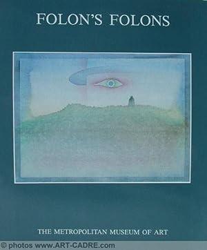 FOLON Jean-Michel - Folon's Folons - expo: FOLON Jean-Michel -