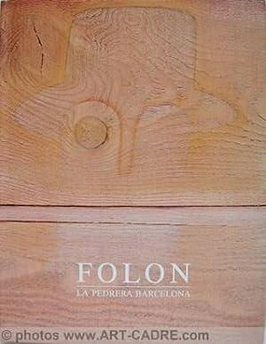 FOLON Jean-Michel - Folon, La Pedrera Barcelona: FOLON Jean-Michel -