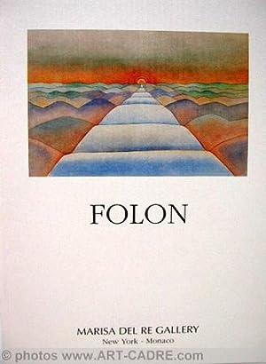 FOLON Jean-Michel - Folon. Recent Works –: FOLON Jean-Michel -