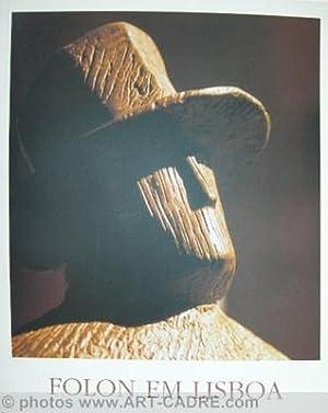 Folon em Lisboa - expo 2001: FOLON Jean-Michel -