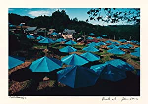 Umbrellas Jinba Blue (30)