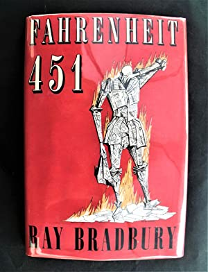 Fahrenheit 451 (signed copy): Ray Bradbury