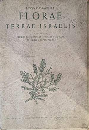 Flora of the land of Israel: Iconography: Feinbrun, Naomi and