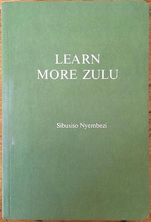 Learn More Zulu: C L Sibusiso