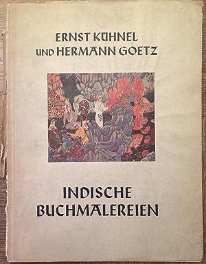Indische Buchmalereien aus dem Jahangir-Album der Staatsbibliothek: Ernst Kuhnel; Hermann