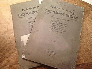 Icones plantarum omeiensium (Ewei zhi wu tu: Wen-Pei FANG (ed.)