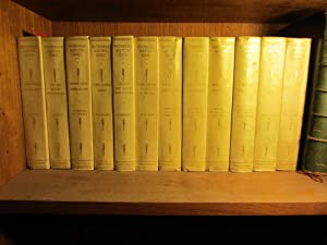 SMITHSONIAN SCIENTIFIC SERIES; 12 VOLUMES; PATRON'S EDITION