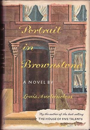 Portrait in a Brownstone: Auchincloss, Louis