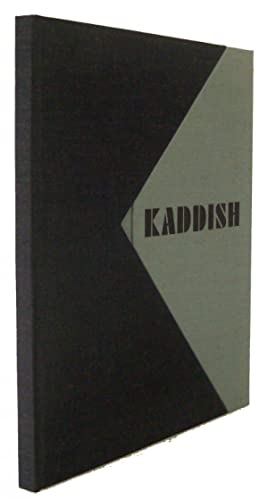 KADDISH with WHITE SHROUD and BLACK SHROUD