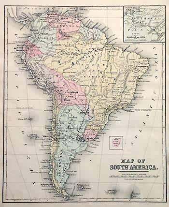 Map of South America   [ ] (bi_30493340147) photo