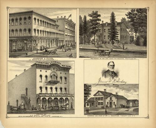 Jamestown Ny Henderson And Putnam A P Knapp Furniture