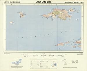 Jost Van Dyke, Leeward Islands - British: Directorate of Overseas