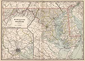 Maryland and Delaware: George F. Cram