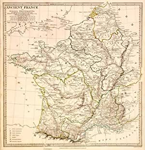 Ancient France or Gallia Transalpina: The Society of