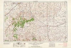 La Junta, Colorado; Kansas: United States Geological