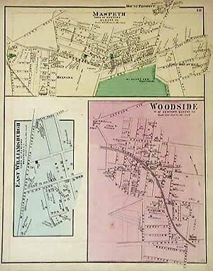 Maspeth, East Williamsburgh, Woodside: F.W. Beers