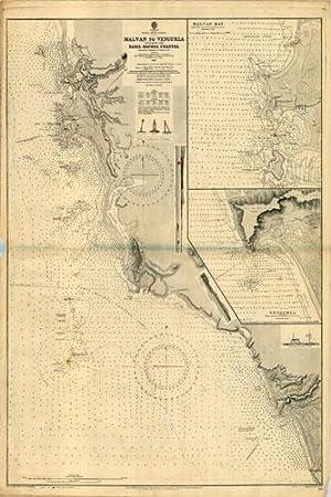India - Malvan to Vengurla including Karil: Hydrographic Office, U.S.