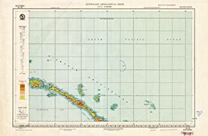 Australian Geographical Series - Kavieng: Division of National