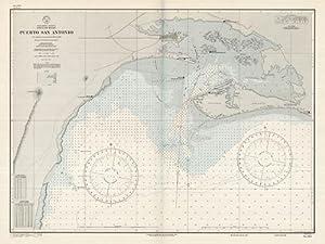 Argentina - Golfo San Matias - Puerto San Antonio: Hydrographic Office, U.S. Navy
