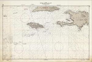 West Indies Grand Cayman to Haiti including: U.S. Naval Oceanographic