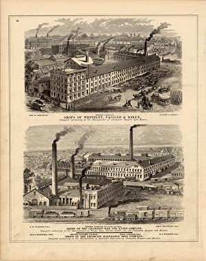 Shops of Whitely, Fassler, and Kelly, Occupied: L.H. Everts