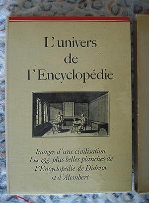 L'univers de l'Encyclopédie. Images d'une civilisation -: BARTHES (roland), MAUZI