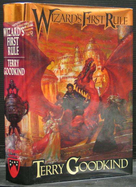 Wizard's First Rule by Goodkind, Terry: Very Good Hard Cover (1994 ...