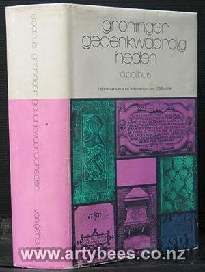 Groninger Gedenkwaardig Heden - Teksten, Wapens en: Pathuis, A