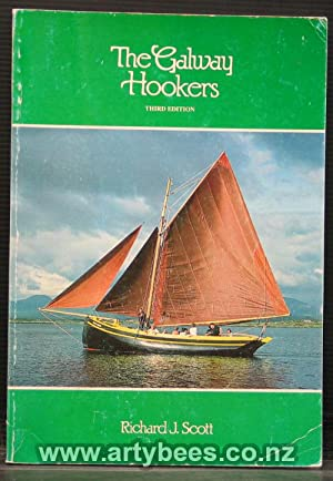The Galway Hookers. Working Sailboats of Galway Bay: Scott, Richard J