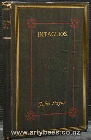 Intaglios. Sonnets By John Payne: Payne, John