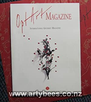 Opt Art Magazine No 1. International Gourmet Magazine. L'Art Culinaire, Art of Cookery, Die Kunst...