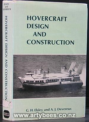 Hovercraft Design and Construction: Elsley, G.H. &